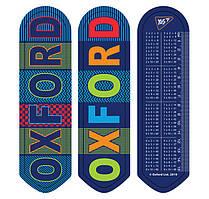Закладка для книг YES Oxford 2D (706930)