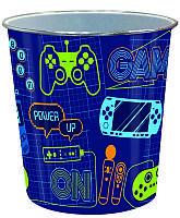 Корзина для мусора YES Game школьная (706921)
