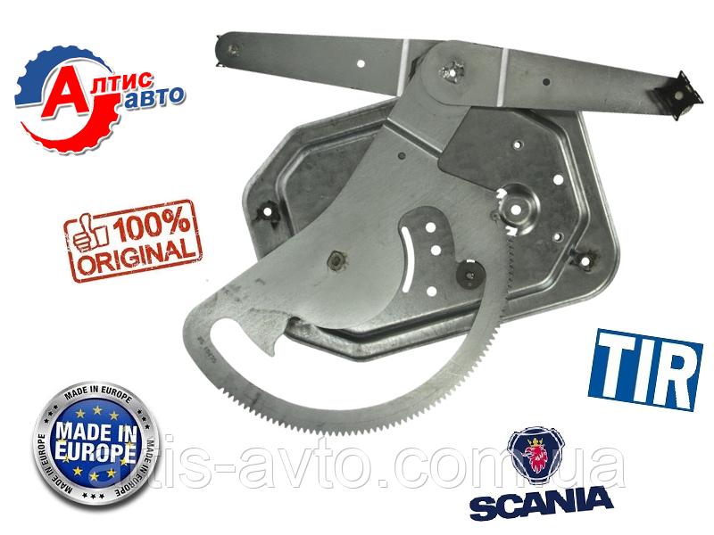 Склопідйомник Scania 4,P,G,R,T серії (без моторчика) Сканія 1366839 1366849