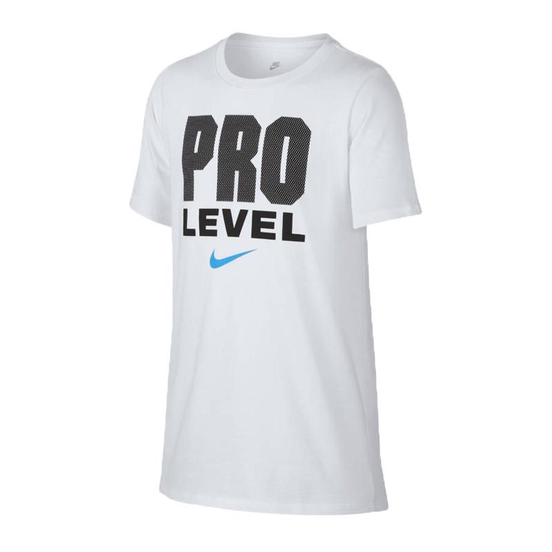 52242554 Футболка Nike JR NSW Pro Tee 100 (AA0855-100), цена 681 грн., купить в  Днепре — Prom.ua (ID#924568862)