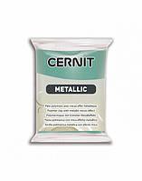 Новинка! Полимерная глина Цернит Cernit серия Металлик Metallic, Турецкое Золото, 56г , фото 1