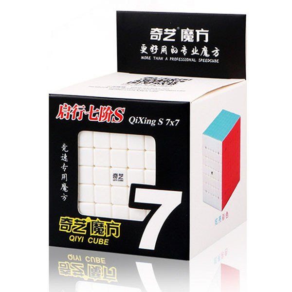 Кубик Рубика 7х7 Qiyi QiXing S Stickerless