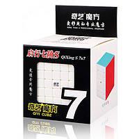 Кубик Рубика 7х7 Qiyi QiXing S Stickerless, фото 1