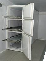 Камера холодильная для хранения тел КХХТС-3С среднетемпературная