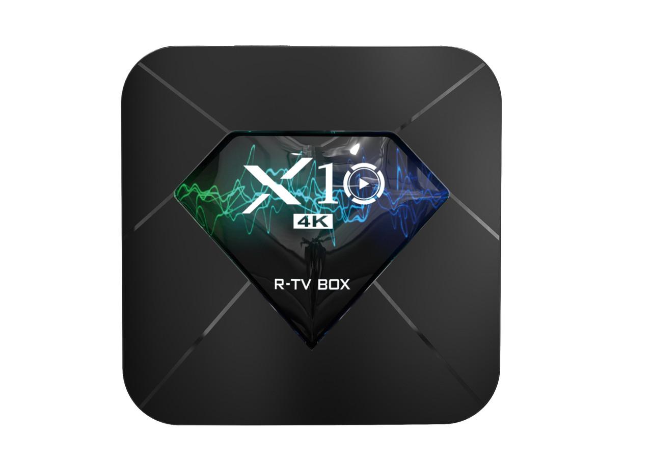R - TV BOX X10 TV Box 2Gb + 16Gb