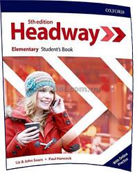 Английский язык / Headway / Student's Book+Online Practice. Учебник, Elementary / Oxford