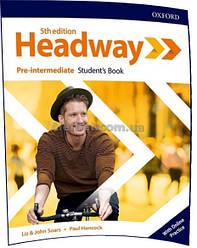 Английский язык / Headway / Student's Book+Online Practice. Учебник, Pre-Intermediate / Oxford