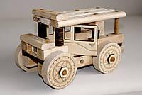 Конструктор Вантажівка. Розмір зібраної моделі 23*14*14см