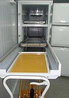 Візок гідравлічний для транспортування тіл (стіл підйомний) СПГП