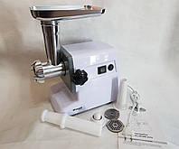 Мясорубка электрическая Wimpex WX-3074 Электромясорубка (2000 Вт)