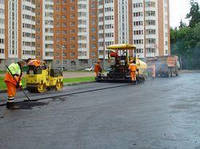 Ремонт асфальтированных дорог, тротуаров, дорожек, площадок