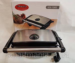 Контактный гриль, Панини гриль WimpeX WX-1065 (1500 Вт) контактный гриль, сэндвичница