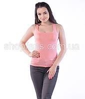 Женская майка борцовка из вискозы, фото 1