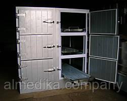 Камера холодильная для хранения тел КХХТС-6С среднетемпературная
