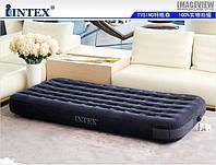 Матрас 67794 Надувная кровать Intex Outdoor Super-Tough AirBed( ортропедическая-99 x 191 x 23 см., фото 1