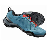 ЛУЧШАЯ ЦЕНА Велообувь Shimano MT3 SPD размер EU 42 43 (ОРИГИНАЛ) туристические туфли ботинки красовки