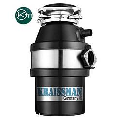 Измельчитель пищевых отходов Kraissmann 740LAS1000-диспоузер