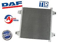 Радиатор кондиционера DAF XF 105,  95, CF 85 75 Евро 5  для грузовых автомобилей Даф масляный 1629115