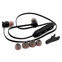 Наушники Bluetooth гарнитура Walker WBT-11 Черный