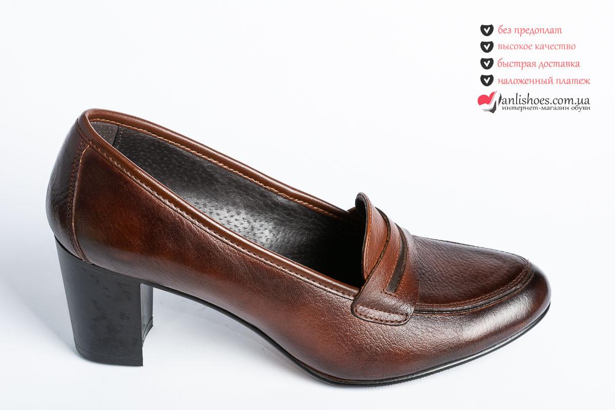 c14d76905 👠Туфли женские весенние осенние праздничные на каблуке. Натуральная кожа  женские туфли осень весна -