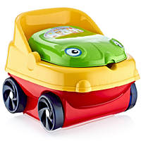 Горшок для детей музыкальный «Car»