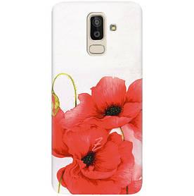 Чехол для Samsung Galaxy J8 2018 Papavero
