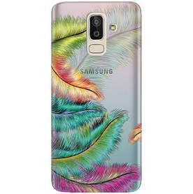 Чехол для Samsung Galaxy J8 2018 Fluff