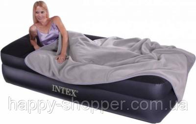 Intex 66721 Надувная кровать 203х102х47см.