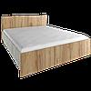Кровать двуспальная 1600 Крафт