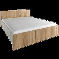 Кровать двуспальная 1600 Крафт, фото 1