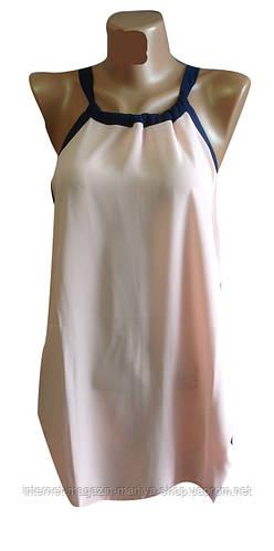 Блуза свободняя женская