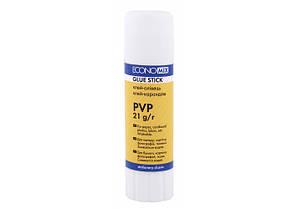 Клей-карандаш Economix PVP основа 21 грамм