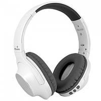 Навушники Bluetooth гарнітура Big Walker WBT-81 Білий