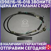 ⭐⭐⭐⭐⭐ Трос ручного тормоза ГАЗ 3110 (правый + левый ) (производство  ГАЗ)  3110-3508800