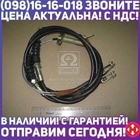 ⭐⭐⭐⭐⭐ Трос ручного тормоза ГАЗ 3110 (правый + левый ) (производство  г.Миасс)  3110-3508800