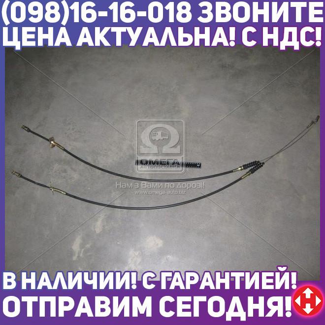 ⭐⭐⭐⭐⭐ Трос ручного тормоза ГАЗ 3110 (правый + левый ) (производство  КЕДР-ПЛЮС)  3110-3508800