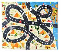 Игровой коврик для ребенка (Лето)