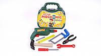"""Детский набор инструментов """"Механик"""" в чемодане для мальчика"""