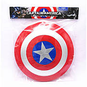 Детский щит Капитана Америки. щит Captain America, Щит Стива Роджерса. 32 см!