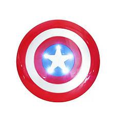 Детский щит Капитана Америки. щит Captain America, Щит Стива Роджерса. 32 см!, фото 2