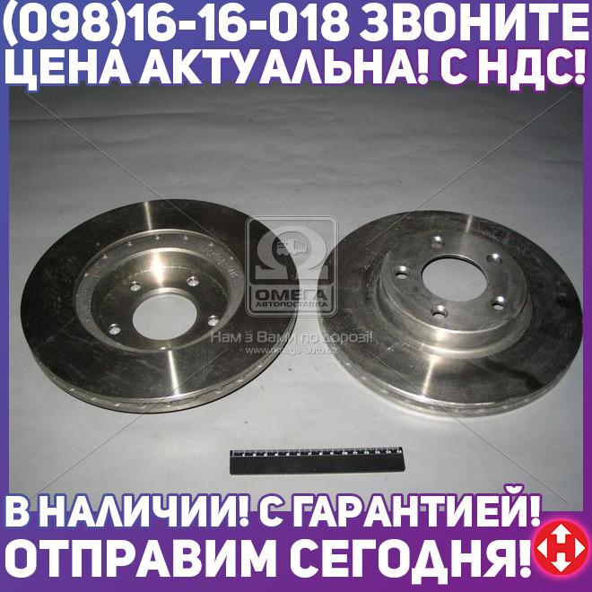 ⭐⭐⭐⭐⭐ Диск тормозной ГАЗ 3110 передний (производство  ГАЗ)  3110-3501077