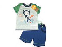 Летний костюм для мальчика тм Бемби