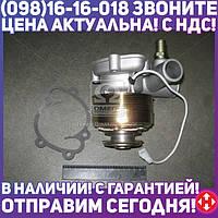 ⭐⭐⭐⭐⭐ Насос водяной ГАЗ двигатель 405 с электро магнитной муфтой Диаметр патрубков 44 мм и 38 мм (производство  ПЕКАР)  4063-1307007-10