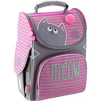 Рюкзак школьный каркасный GoPack 5001-1