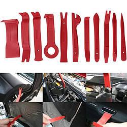 Набор съемников обшивки авто 11 предметов