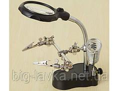 Лампа лупа Xtremecraft 5 - х з підсвічуванням