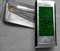 Иглы бисерные № 12, упаковка 25 штук