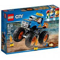 Конструктор LEGO City Монстр-трак (60180)
