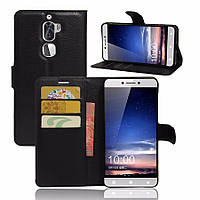 Чехол-книжка Litchie Wallet для LeTV LeEco Cool1 (Coolpad Cool 1) Черный