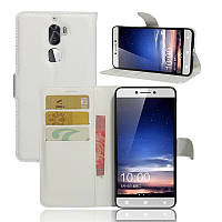 Чехол-книжка Litchie Wallet для LeTV LeEco Cool1 (Coolpad Cool 1) Белый
